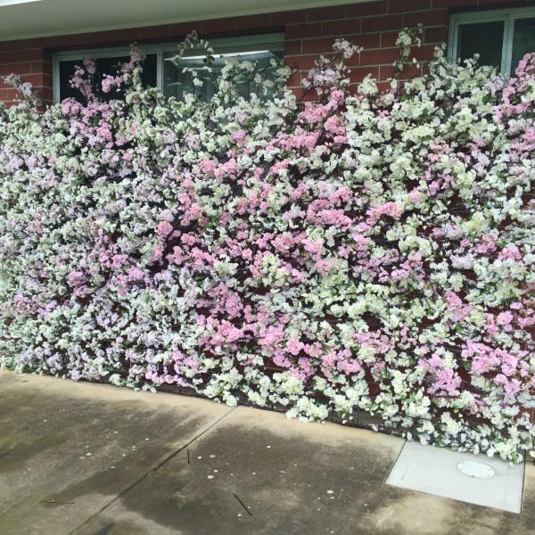 Blossom Wall 1