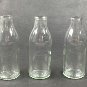 Tapered Small Bottle